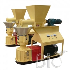 Home use wood pellet mill
