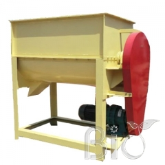 Single shaft Feed mixer