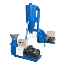 Hammer mill pellet mill plant,crusher and pellet machine group
