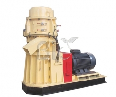 SKJ3-550 fertilizer flat die pellet mill